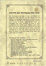 Hexenbuch - Hexen Magie Rezepte Kräuter Rituale Kristalle